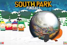 South Park Pinball / We're releasing 2 South Park Pinball tables later in October 2014!
