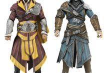 Assassin´s Creed Action Figure Ezio Auditore Exclusive 18 cm / Assassin's creed