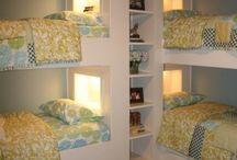 Bedrooms / by Chera Ray