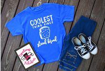 Kids Fashion/Toddler Tees