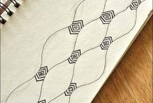 Zentangle Art / Meditative Art / by Donna Lampman