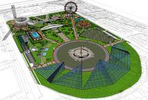 TEGAL LEGA park / Programmatic : Cultural Location : Bandung, Indonesia   gubah ruang #gubahruang  www.gubahruang.com