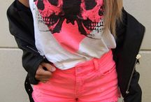 Skull kinda girl :-)  / by Megan Thede