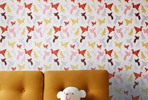 Wallpaper / by Cathy Barby Lewien