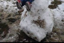 Seasonal: Fun with Snow