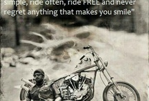 Bikers words