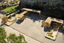 Public Gathering spaces