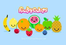Izzy tech / Fruit idea