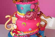 cakes & party cakes / by Ingrid Morrison