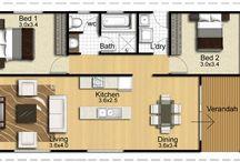 Planos de la casas