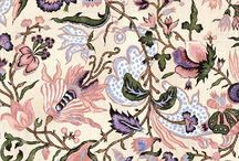 patterns /botanicals