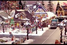 Snow Village -- Dept 56 / by Cheryl Young