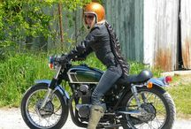 Motorcycles: Misc/Cafe Racers/British Bikes