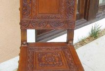 Hand Tooled Leather Furniture / Hand Tooled Leather Furniture made by R Furniture