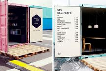 Boxes / Shipping container conversions