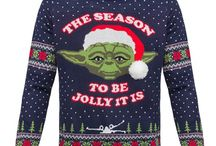 Ugly Christmas Jumper - Pop culture edition