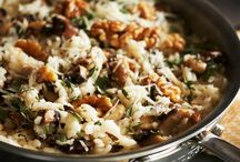 Risotto & Other Rice Dishes