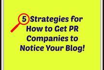 Sunny Blogging Advice & Social Media Tips / Blogging Advice, SEO, Social Media, Periscope, Blab