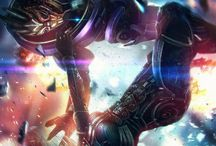 Mass Effect OC