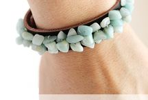 Jewelry Making - Bracelets / Tutorials - DIY for jewelry making, specifically bracelets / by mikadee