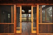 Screened Porch / by Daniel Clark