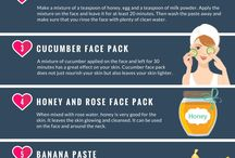 Facial dry skin remedies