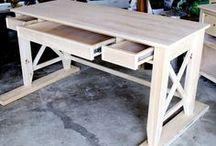 DIY: Desks