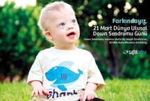 21 Mart Dünya Ulusal Down Sendromu Günü