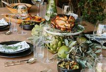 Al Fresco Dinner Party