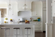 Kitchen Range Hoods / by Lisa Woodworth