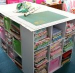 Organizational Ideas / Organizing our craft areas