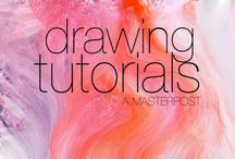 Drawing Tips & Tutorials