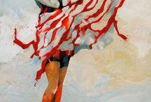 Peintre / Abstrait