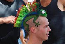 Extreme haircuts men...!
