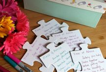 Baby shower puzzles / Games and puzzles for baby showers