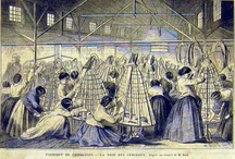 Victorian Acceptable Female Occupations
