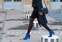 Velvet fashion inspiration