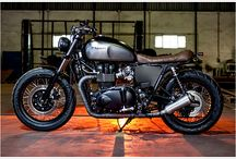 Triumph Bonneville Ideas