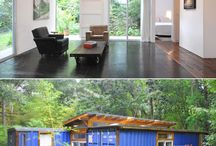 Container Home Idees