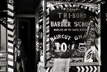 Abbott, Berenice / Berenice Abbott (1898 -1991), born Bernice Abbott, was an American photographer best known for her black-and-white photography of New York City architecture and urban design of the 1930s / by KC Martin