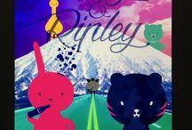 Marge & Ripley / www.ygrafica.com