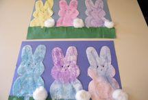 spring crafts / by Tina Ruff