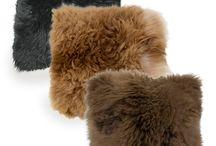 Real Fur Pillows