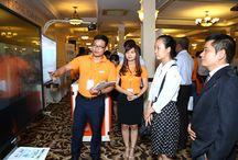 Hội Nghị Khách Hàng 2016 / Vừa qua, tại Trung tâm Hội nghị Tân Sơn Nhất, công ty Cổ phần Mạng Trực tuyến Việt Sin đã vinh hạnh chào đón các cấp lãnh đạo đến từ phía đối tác như Intel, Lenovo, VietinBank và các cấp đại lý, khách hàng của công ty đến tham dự Hội nghị Khách hàng năm 2016.