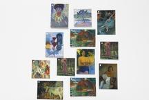 """Gauguín y el viaje a lo exótico - Museo Thyssen-Bornemisza / El catálogo """"Gauguin y el viaje a lo exótico"""" realizado para el Museo Thyssen-Bornemisza. Mediante una amplia selección de artistas de finales del siglo XIX y XX, el catálogo descubre de qué forma el viaje hacia mundos supuestamente más auténticos produjo en Gauguin, una transformación del lenguaje creativo, y en qué medida esta experiencia condicionó la transformación del modernismo. Lucam ha realizado el trabajo de preimpresión del catálogo, y parte del material gráfico de la tienda."""