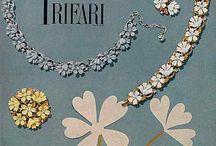 Trifari Ad