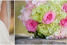 Wedding Details / Flowers, rings, jewelry, dresses, trinkets, treasures