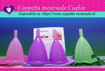 Cuplee menstrual cup / Cuplee is the fist menstrual cup Made in Russia https://www.coppetta-mestruale.it/cuplee.php
