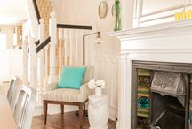 fireplaces / by Soleil Anda Tierney