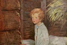 Children's BOOKS & ILLUSTRATIONS